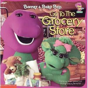 Barney and Baby Bop Go to the Grocery Store (Go To