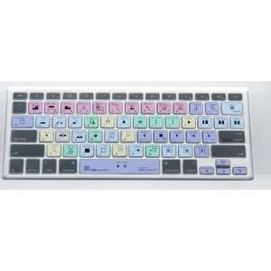 Mac Apple Final Cut Pro X Keyboard Cover   For Simpler and Faster Post