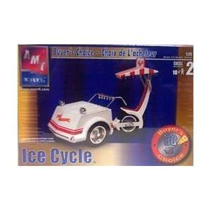 AMT (ERTL) Ice Cycle(TM) 1/25 Scale Plastic Model Kit Toys & Games
