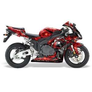 AMR Racing Honda CBR 1000rr Sport Bike Graphic Decal Kit