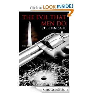 The Evil That Men Do (The Lou Palmer Crime Series, #1): Stephen Saul