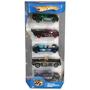 Hot Wheels 5 Car Gift Pack   Hot Wheels Racing Toys