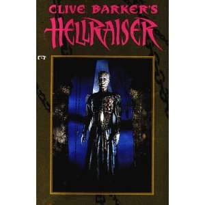 Hellraiser Book 1: Clive Barker: Books