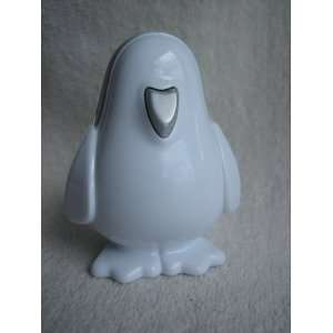 Burger King i Cy Penguin Kids Meal Toy   2007 White