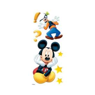 Disney Mickey Mouse &Goofy Decorative Wall Stickers