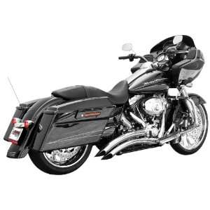 Chrome Exhaust System for 1995 2011 FL Models by Freedom Performance