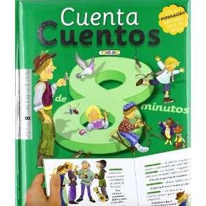 CUENTA CUENTOS DE 8 MINUTOS (9788498065381): Ana Doblado