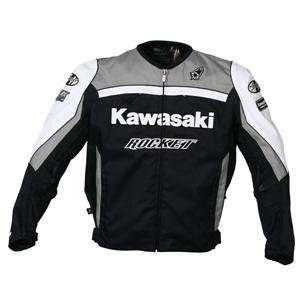 Joe Rocket Kawasaki Replica Supersport Jacket   2009   2X