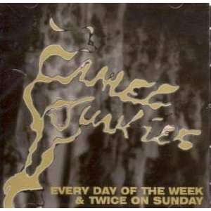 Every Day of The Week & Twice on Sunday: Camel Junkies