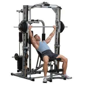 Powerline PSM1442XS Smith Machine Package Sports
