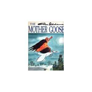 The Charles Addams Mother Goose (9781122681728): Charles Addams: Books
