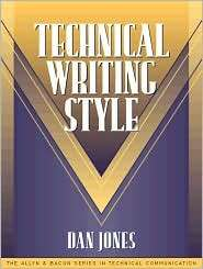 Technical Writing Style (Part of the Allyn & Bacon Series in Technical