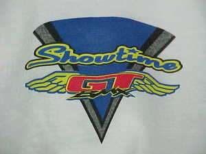 NOS Medium GT JEREMY McGRATH SHOWTIME T SHIRT Old School BMX Bike