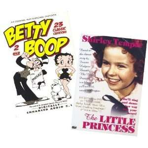 3 HOURS OF Betty Boop (23 Classic Cartoons on 2 DVDs