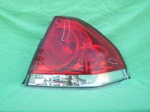 06 07 08 09 Chevy Impala Right Tail light OEM