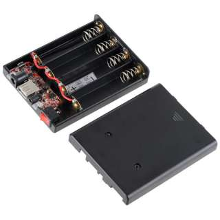 5V Mobile Power Supply USB Battery Charger 18650 Box