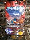 200x MOTU He Man Masters of the Universe Two Bad w/ Video Action