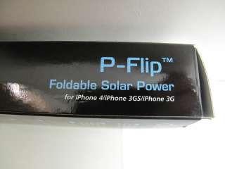 Dexim P Flip Foldable Solar Power For iPhone 4/3GS/3G *Mint*