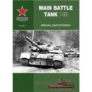 Russian Armour Volume 3 Main Bale ank  80