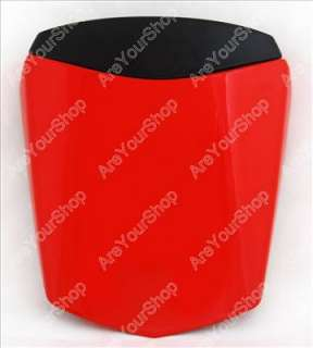 Rear Seat Cover cowl Yamaha YZF R6 03 05 Fairing Red