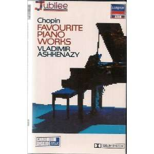 Piano Favorites Chopin, Ashkenazy Music
