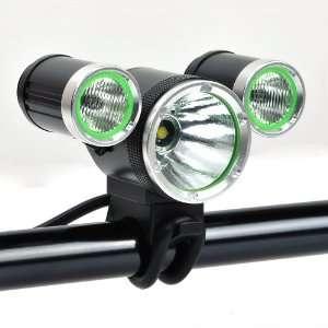 ATC 2400LM 3 LED CREE XM L T6 XPG R5 Bicycle Bike Light 3