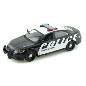 Ford Police Interceptor 1/24 Ford Demo Unit Toys & Games