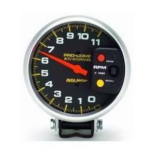 Auto Meter 6811 11000 MONSTER MEM. TACH Automotive