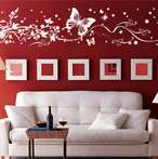OWL on a TREE   Wall Decals Stickers Murals Vinyl art