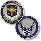 LITTLE ROCK AIR FORCE 19TH AIRLIFT WING CHALLENGE COIN