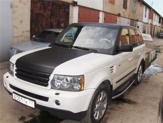 HOOD VINYL BLACK MATTE 48X 60 DODGE RAM TRUCK CAR