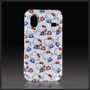 Hello Kitty Mini Kitties Phone Images hard case cover for Samsung