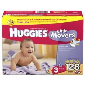 Huggies Supreme Baby Diapers, Size N 1 2 3 4 5 or 6