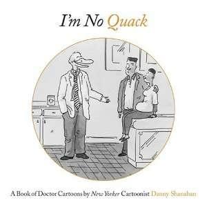 Book of Doctor Cartoons (9780810957992) Danny Shanahan Books