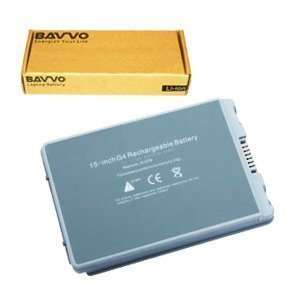 Bavvo Laptop Battery 6 cell for Apple M9756G/A M9756J/A