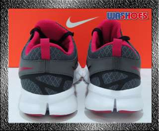 Product Name Nike Free Run 2.0 GS Dark Grey/Bright CRS Blk US 3.5Y