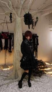 Gothic Lolita Visual Punk Rock Kimono Blazer Jacket W M