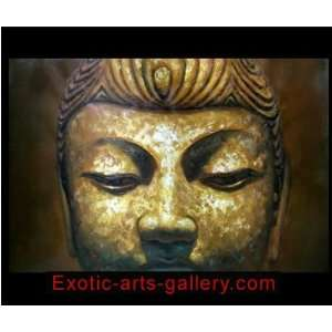 Abstract Art Painting Buddha Painting Tibet Art Feng Shui