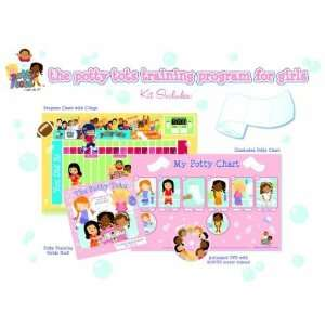 Potty Tots PT K G Potty Tots Potty Training Program for