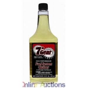 7th Gear   4 Stroke   Fuel System Cleaner   1 Full Case