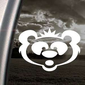 Panda Bear Big Head Decal Car Truck Window Sticker