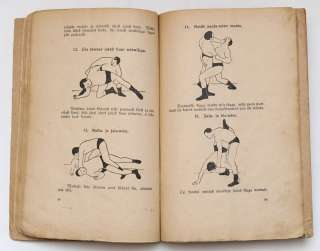 1910s Imperial Russia French WRESTLING Manual Book EST