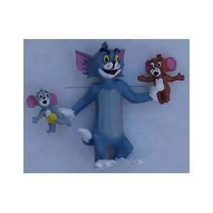 Tom & Jerry PVC (Tom Holding Jerry An A Second Mouse) 1985