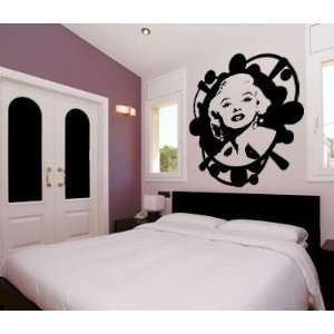 Marilyn Monroe Norma Jean Wall Art Vinyl Decal Everything
