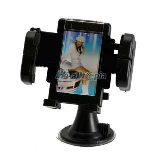 360 degree Windshield CAR MOUNT HOLDER FOR CELL PHONE GPS iPhone 4 4S