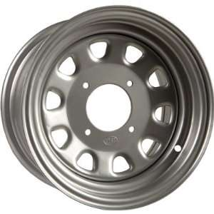 ITP Delta Steel Wheels Silver Automotive