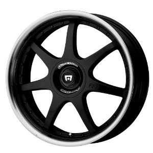 Motegi Racing FF7 MR2378 Glossy Black Wheel (17x7/5x100mm)