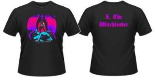 ELECTRIC WIZARD WITCHFINDER T SHIRT GR./SIZE XL NEW