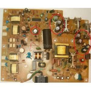 Repair Kit, Dell E172FPb, LCD Monitor, Capacitors Only