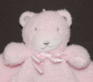 TIDDLIWINKS Pink TEDDY BEAR Lovey LADYBUG Sherpa SATIN Security